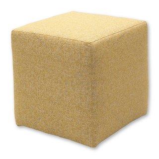 Σκαμπό κύβος Κίτρινο - ROM