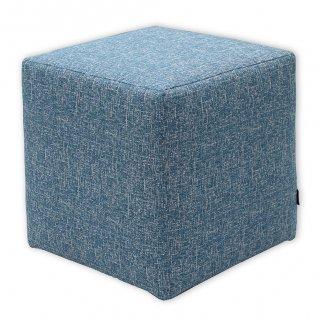 Σκαμπό κύβος Μπλε - ROM