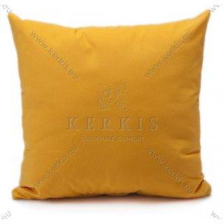 Μαξιλάρι σε χρώμα Κίτρινο