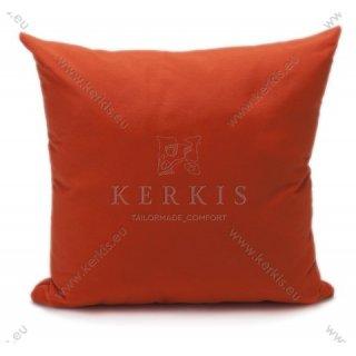 Μαξιλάρι σε χρώμα Πορτοκαλί