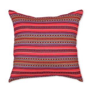 Μαξιλάρι καναπέ διακοσμητικό Έθνικ κόκκινο