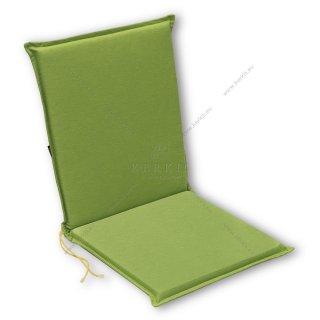 Μαξιλάρι κήπου με πλάτη σε χρώμα Πράσινο