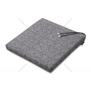 Μαξιλάρι καρέκλας Γκρι σκούρο - ROM