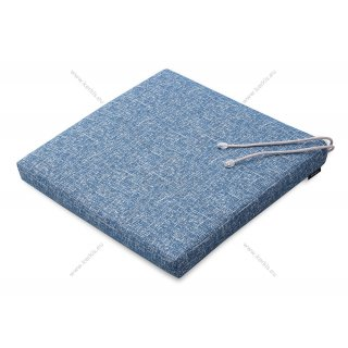 Μαξιλάρι καρέκλας Μπλε - ROM