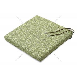 Μαξιλάρι καρέκλας Πράσινο - ROM