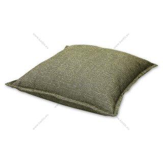 Μαξιλάρα δαπέδου φάκελος πράσινη ψάθα