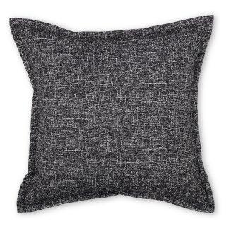 Μαξιλάρι καναπέ διακοσμητικό σε χρώμα Μαύρο - ROM