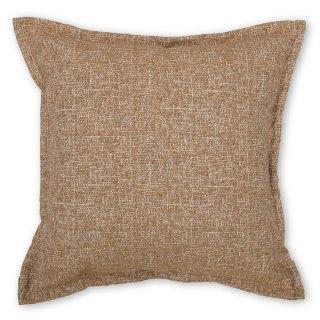 Μαξιλάρι καναπέ διακοσμητικό σε χρώμα καφέ - ROM
