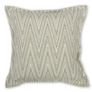 Μαξιλάρι καναπέ διακοσμητικό πράσινες γραμμές