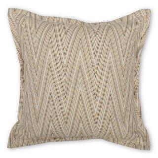 Μαξιλάρι καναπέ διακοσμητικό κίτρινες γραμμές