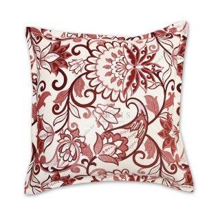 Μαξιλάρι καναπέ διακοσμητικό floral Κόκκινο
