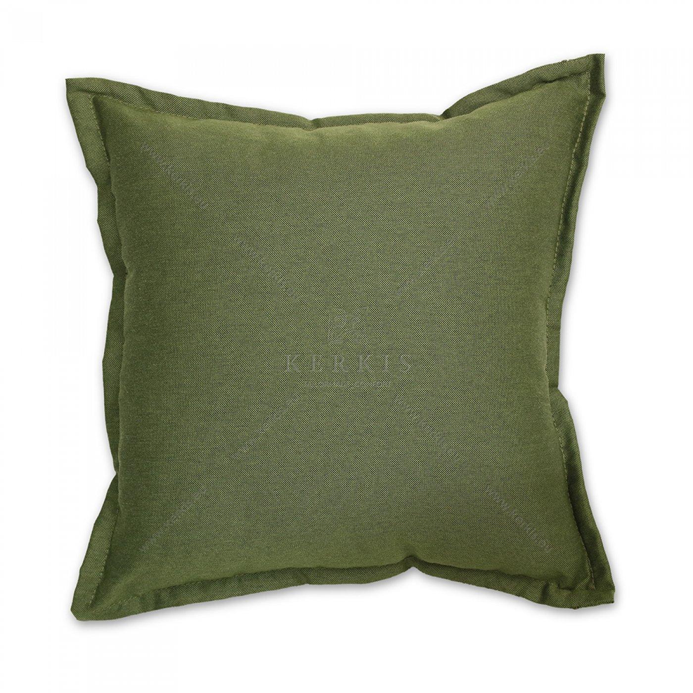 Μαξιλάρι διακοσμητικό πράσινο - λαδί