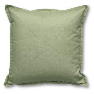 Μαξιλάρι διακοσμητικό πράσινο της ελιάς