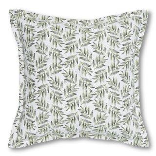 Μαξιλάρι καναπέ διακοσμητικό Φύλλο Ελιάς Πράσινο
