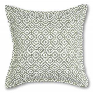 Μαξιλάρι καναπέ διακοσμητικό Πράσινο ρόμβος