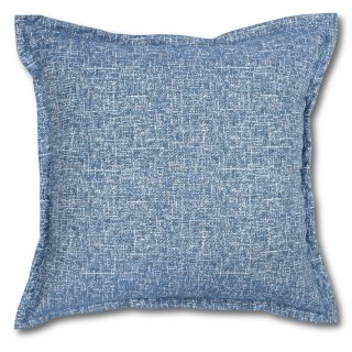 Μαξιλάρι καναπέ διακοσμητικό σε χρώμα Μπλε - ROM