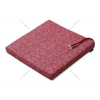 Μαξιλάρι καρέκλας κόκκινο