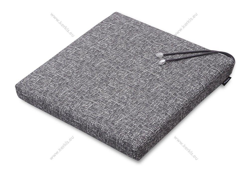 Μαξιλάρι καρέκλας γκρι