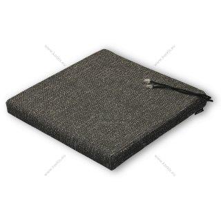 Μαξιλάρι καρέκλας μαύρο