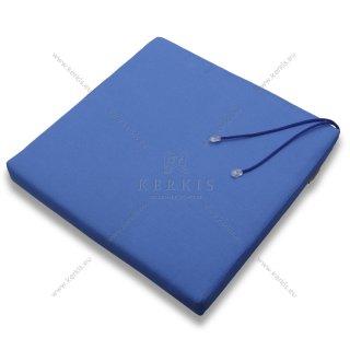 Μαξιλάρι καρέκλας Μπλε