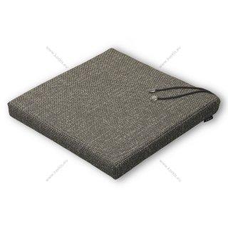 Μαξιλάρι καρέκλας ανθρακί