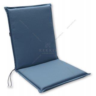 Μαξιλάρι κήπου με πλάτη σε χρώμα Μπλε Jean