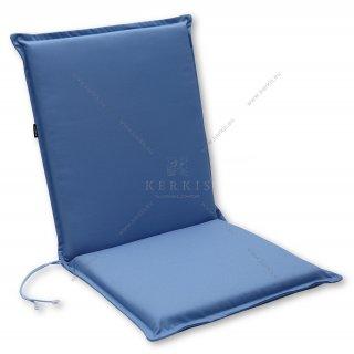 Μαξιλάρι κήπου με πλάτη σε χρώμα Μπλε