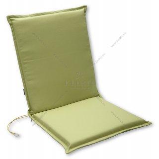 Μαξιλάρι κήπου με πλάτη σε χρώμα Πράσινο ανοιχτό