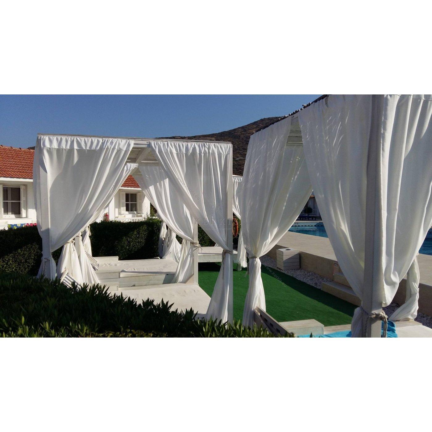 Στρώματα για κρεβάτια πισίνας