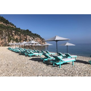 Επαγγελματικά μαξιλάρια ξαπλώστρας για παραλία