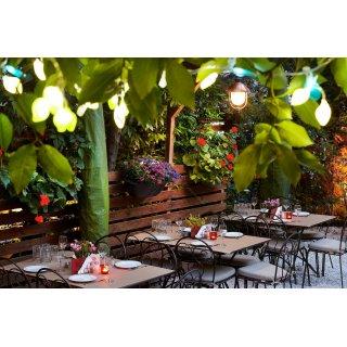 Μαξιλάρια για καρέκλες εστιατορίου εξωτερικών χώρων