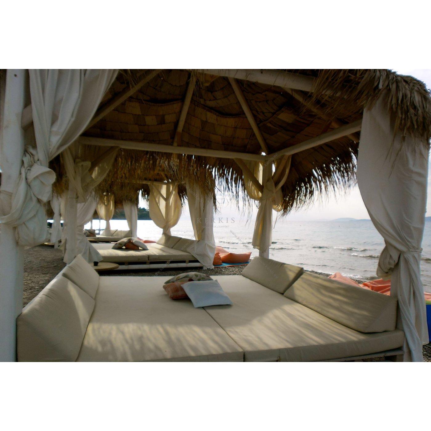 Στρώματα μεγάλων διαστάσεων για παραλία και πισίνα