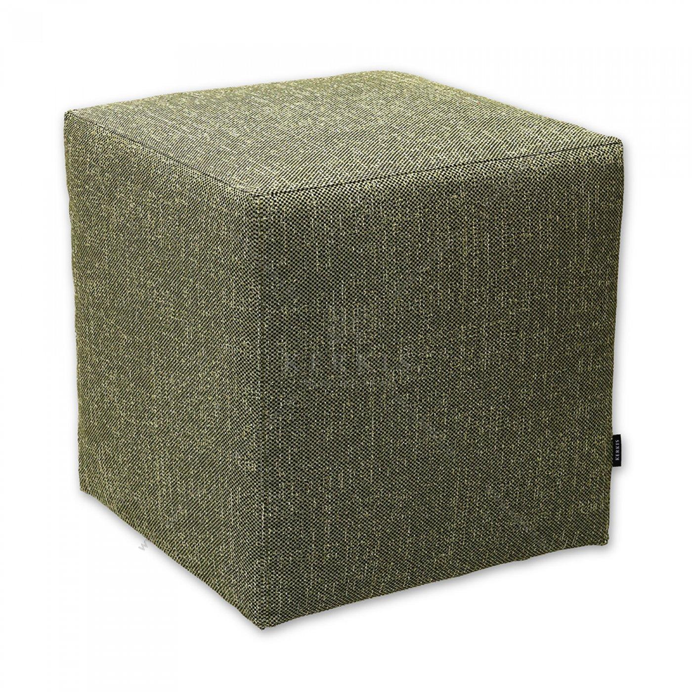 Σκαμπό κύβος κατασκευασμένος από την Kerkis Tailormade Comfort, ιδανικός για συμπληρωματικό κάθισμα σε καφετέριες και μπαράκια!