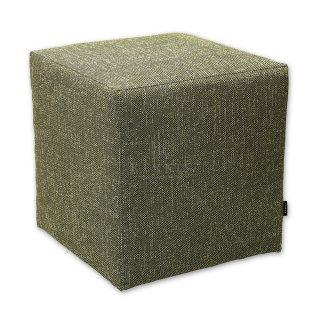 Σκαμπό κύβος πράσινος