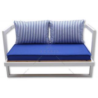 Μαξιλάρια καναπέ με outdoor υφάσματα