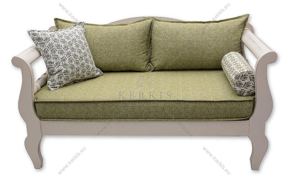 Μαξιλάρια για παραδοσιακούς καναπέδες με πλάτες, διακοσμητικό μαξιλάρι και μαξιλάρι κύλινδρο