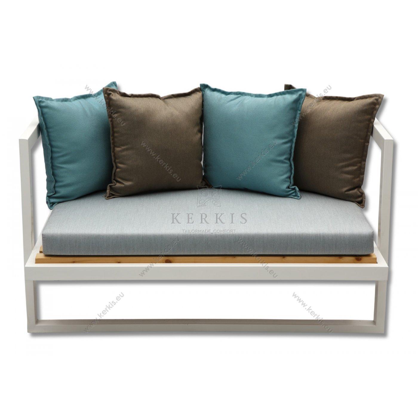 Μαξιλάρια καναπέ με ακρυλικά υφάσματα