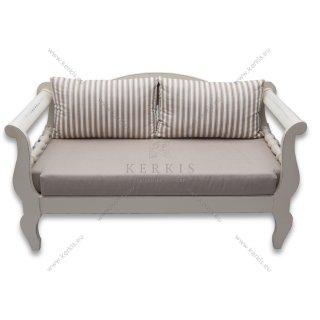 Μαξιλάρια για νησιώτικους καναπέδες