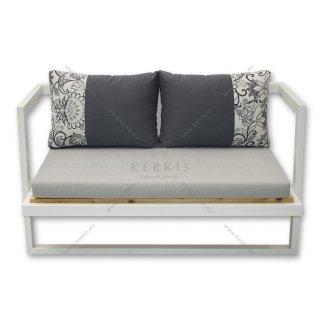 Μαξιλάρια καναπέ με πλάτες με γέμιση