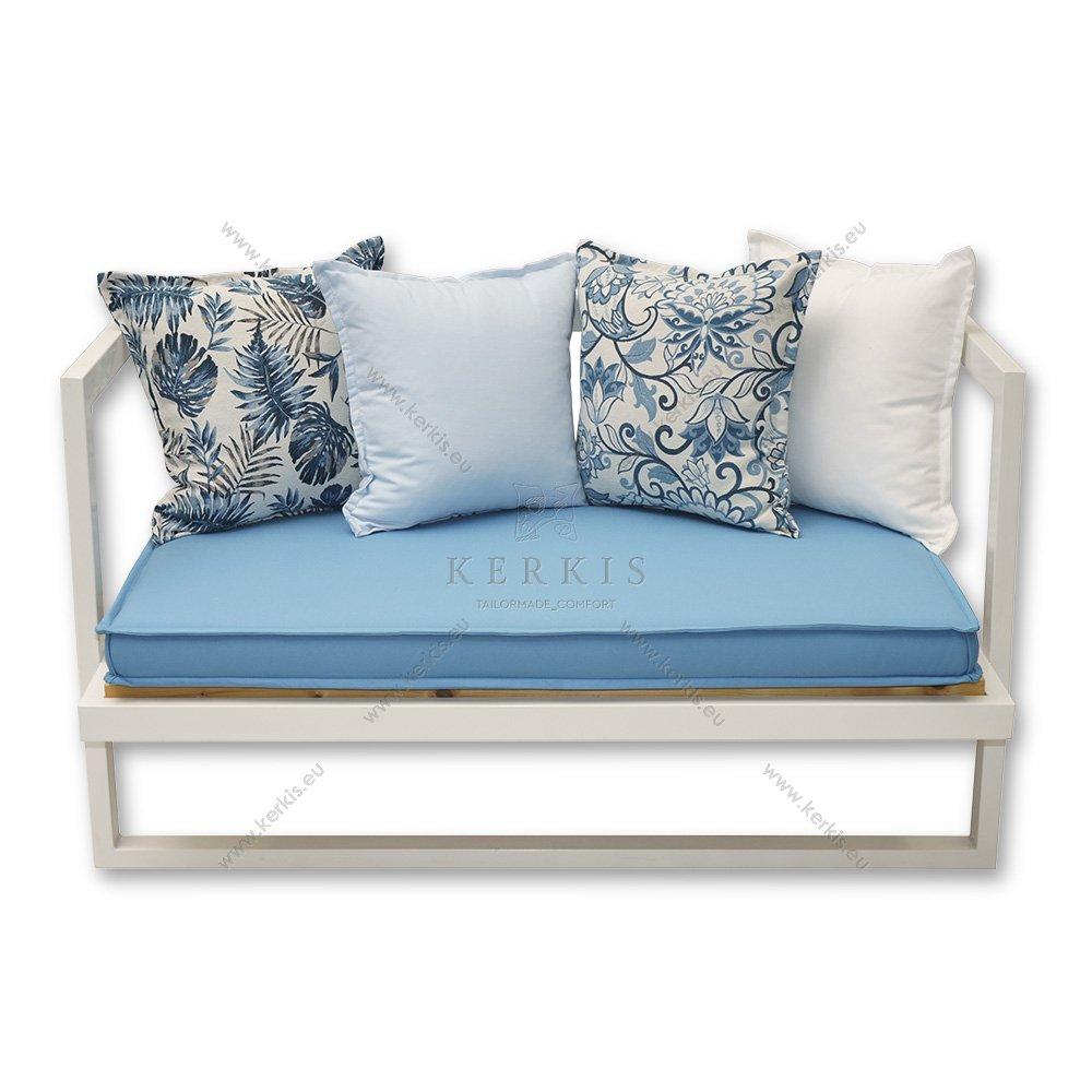 Μαξιλάρια καναπέδων με διακοσμητικά μαξιλάρια πλάτης