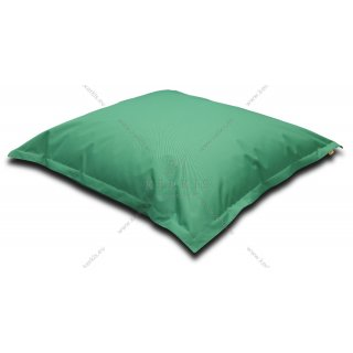 Μαξιλάρι - πουφ παραλίας - πισίνας σε πράσινο χρώμα με διαστάσεις 1,50 Χ 1,50