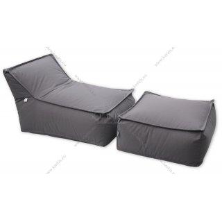 """Πουφ """"Άτλας 1 Plus"""" από την Kerkis Tailormade Comfort σε διαστάσεις 100Χ70εκ."""