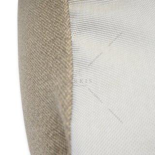 Ο πάτος του πουφ είναι από ειδικό υλικό με μεγάλη αντοχή στην τριβή. Εύκολο καθάρισμα με απλό τρόπο.