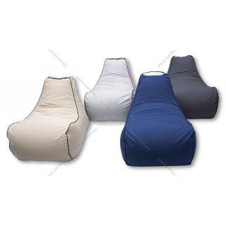 Διαθέσιμα χρώματα (εξωτερικού χώρου) Πουφ Νηρέας από την Kerkis Tailormade Comfort