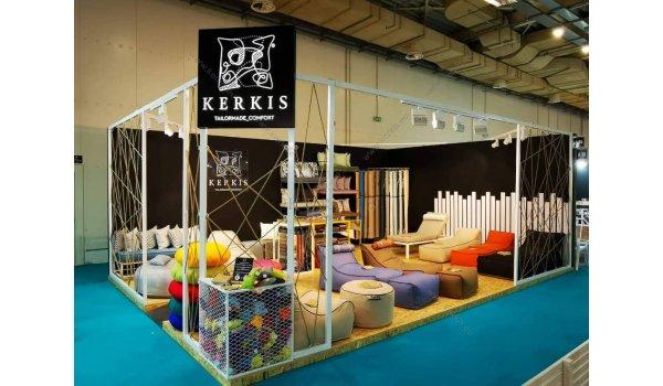 Δυναμική παρουσία της Kerkis Tailormade Comfort στη HORECA 2020!