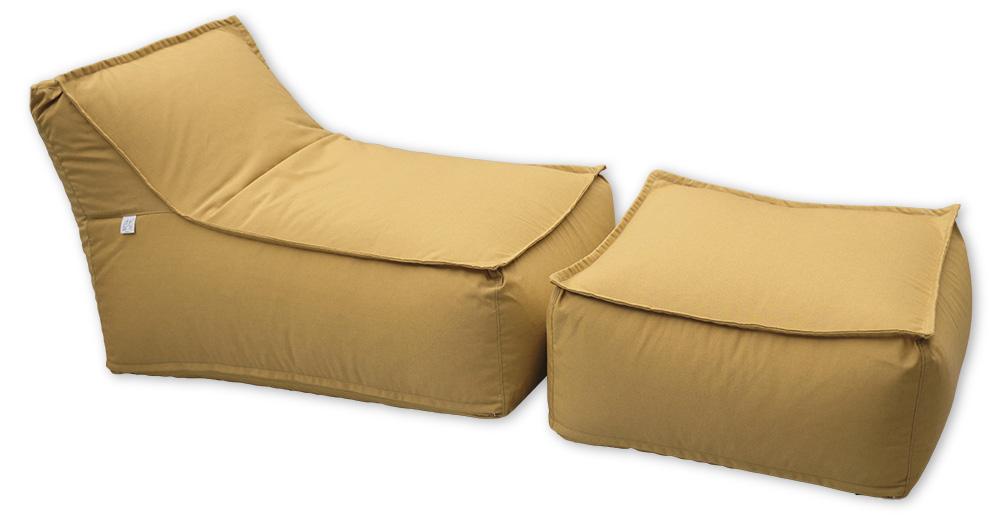 Pouf Atlas by Kerkis Tailormade Comfort