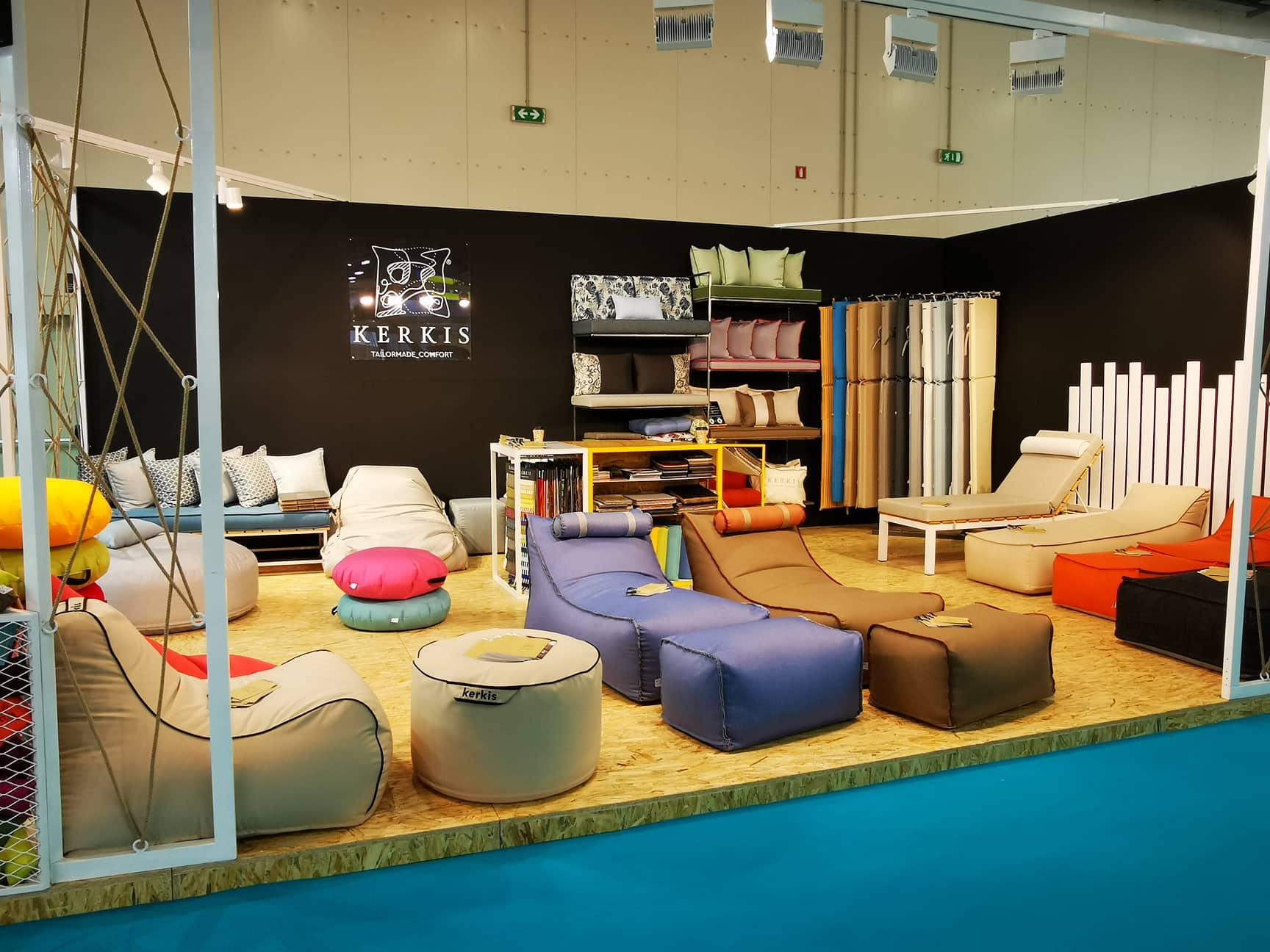 Pouf Kerkis Tailormade Comfort Horeca Expo